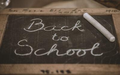 Den svære skolestart med angst i bagagen